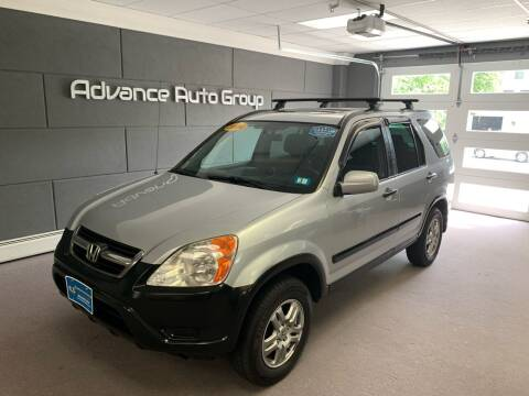 2004 Honda CR-V for sale at Advance Auto Group, LLC in Chichester NH