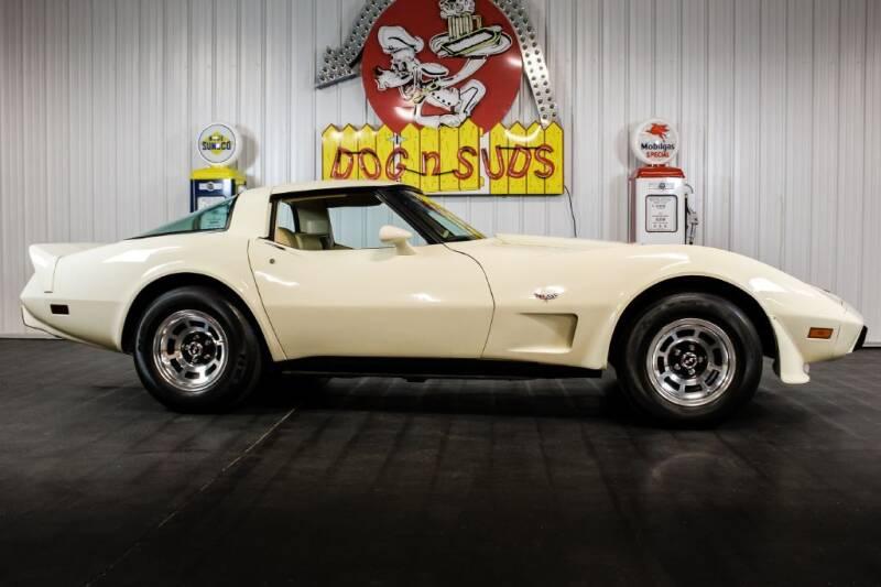 1979 Chevrolet Corvette for sale in Belmont, OH