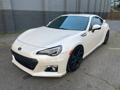 2013 Subaru BRZ for sale at APX Auto Brokers in Lynnwood WA