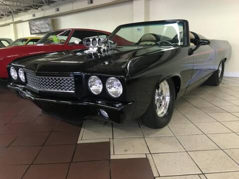 1970 Chevrolet El Camino for sale at Limitless Garage Inc. in Rockville MD