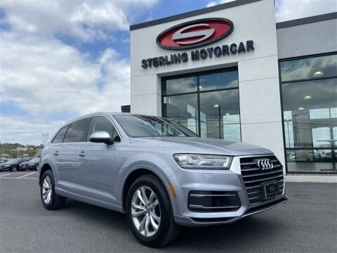 2017 Audi Q7 for sale at Sterling Motorcar in Ephrata PA