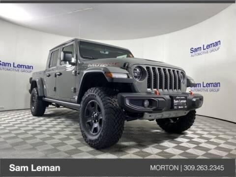 2021 Jeep Gladiator for sale at Sam Leman CDJRF Morton in Morton IL
