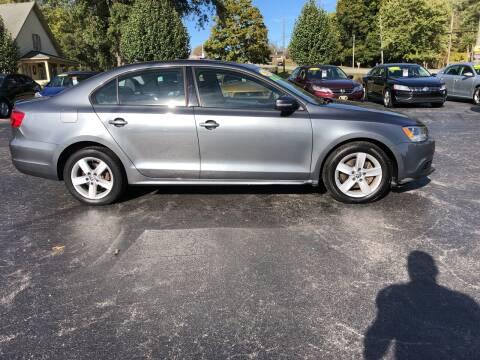 2012 Volkswagen Jetta for sale at Westview Motors in Hillsboro OH
