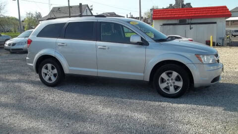 2010 Dodge Journey for sale at MIKE'S CYCLE & AUTO - Mikes Cycle and Auto (Liberty) in Liberty IN