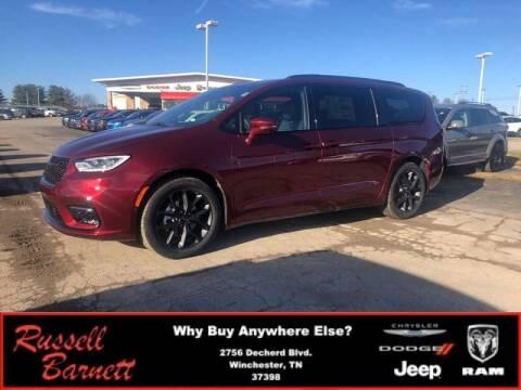 2021 Chrysler Pacifica for sale at Russell Barnett Chrysler Dodge Jeep Ram in Winchester TN