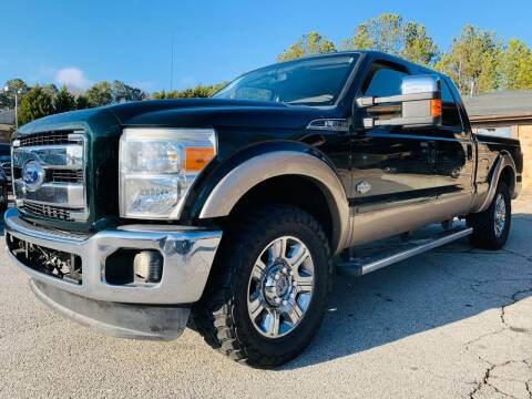 2013 Ford F-250 Super Duty for sale at Classic Luxury Motors in Buford GA
