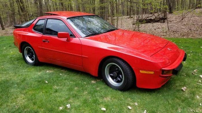 1985 Porsche 944 for sale in Cadillac, MI