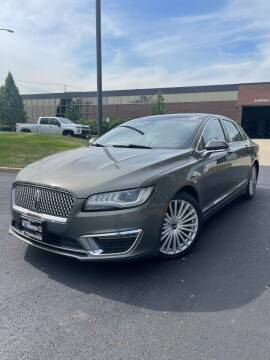 2017 Lincoln MKZ Hybrid for sale at Car Stars in Elmhurst IL