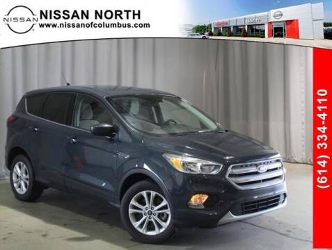 2019 Ford Escape for sale at Auto Center of Columbus in Columbus OH