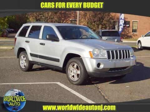 2006 Jeep Grand Cherokee for sale at Worldwide Auto in Hamilton NJ