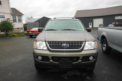 2005 Ford Explorer for sale at Vicki Brouwer Autos Inc. in North Rose NY