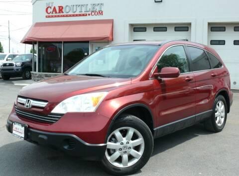 2008 Honda CR-V for sale at MY CAR OUTLET in Mount Crawford VA