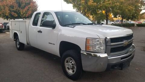 2009 Chevrolet Silverado 2500HD for sale at Car Guys in Kent WA