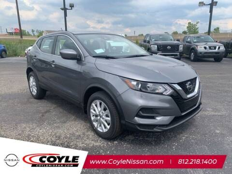 2021 Nissan Rogue Sport for sale at COYLE GM - COYLE NISSAN - Coyle Nissan in Clarksville IN
