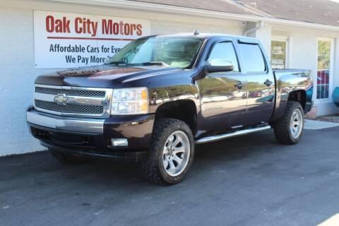 2008 Chevrolet Silverado 1500 for sale at Oak City Motors in Garner NC