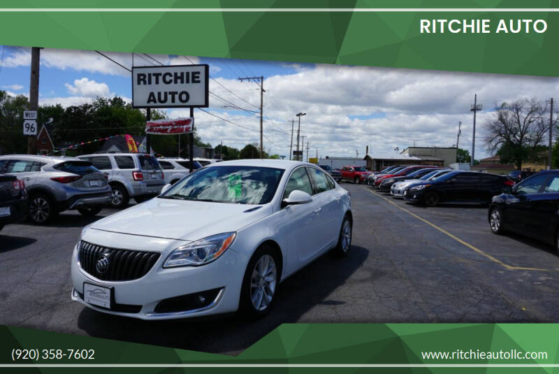2014 Buick Regal for sale at Ritchie Auto in Appleton WI