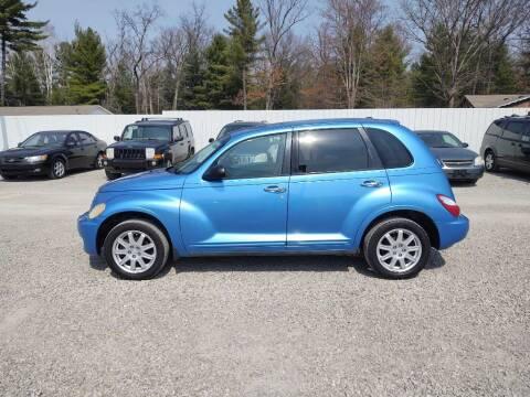 2009 Chrysler PT Cruiser for sale at Hilltop Auto in Prescott MI