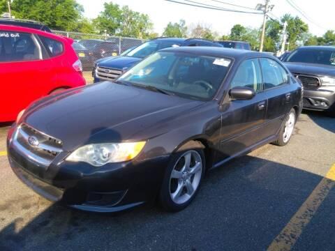 2009 Subaru Legacy for sale at DPG Enterprize in Catskill NY