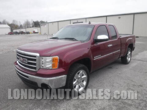 2013 GMC Sierra 1500 for sale at London Auto Sales LLC in London KY