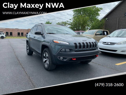 2014 Jeep Cherokee for sale at Clay Maxey NWA in Springdale AR