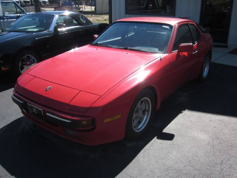 1984 Porsche 944 for sale at Barclay's Motors in Conover NC