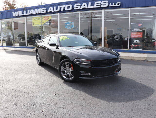 2016 Dodge Charger for sale at Williams Auto Sales, LLC in Cookeville TN