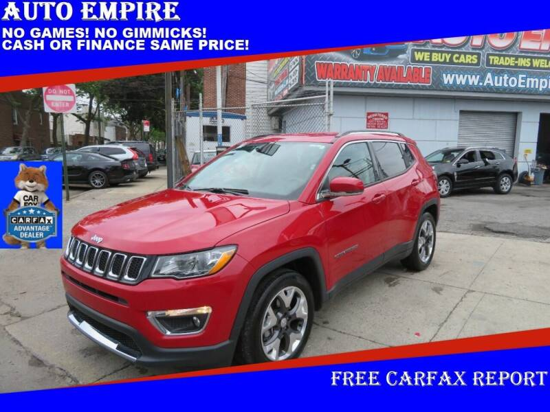 2019 Jeep Compass for sale at Auto Empire in Brooklyn NY