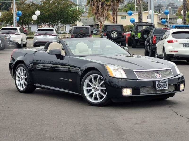 2006 Cadillac XLR-V for sale in El Cajon, CA