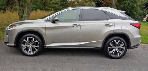 2017 Lexus RX 350 for sale at R & D Auto Sales Inc. in Lexington NC