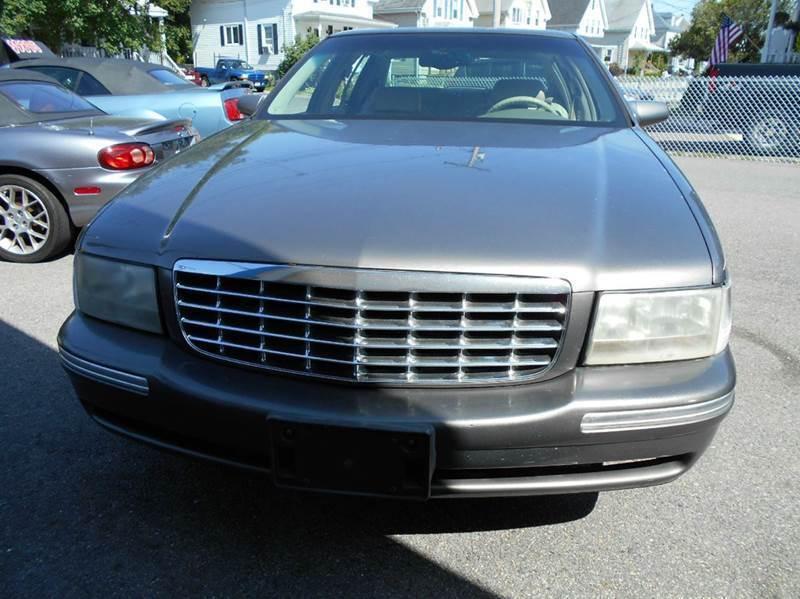 1998 Cadillac DeVille for sale at Happy Bear Auto Sales & Service in Taunton MA