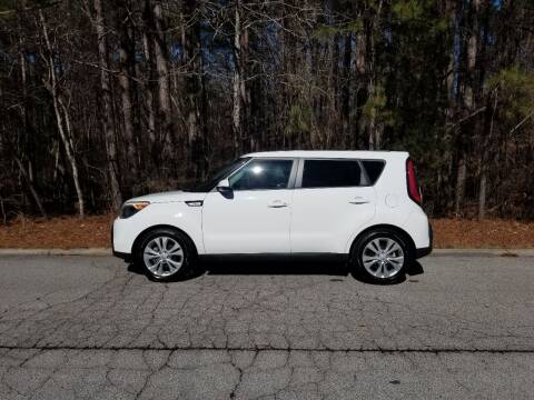2015 Kia Soul for sale at MATRIXX AUTO GROUP in Union City GA