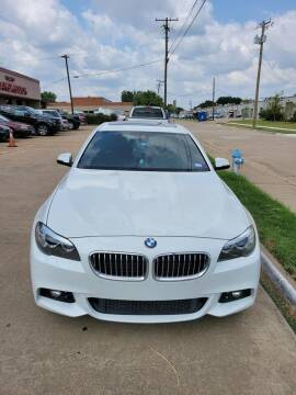 2015 BMW 5 Series for sale at GOOLDCAR in Plano TX
