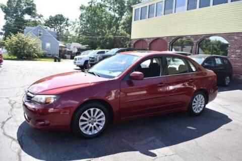 2010 Subaru Impreza for sale at Absolute Auto Sales, Inc in Brockton MA
