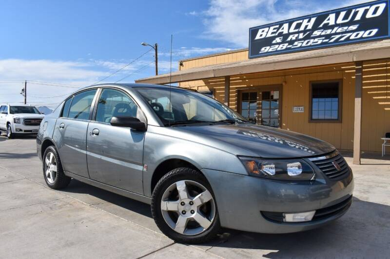 2006 Saturn Ion for sale at Beach Auto and RV Sales in Lake Havasu City AZ