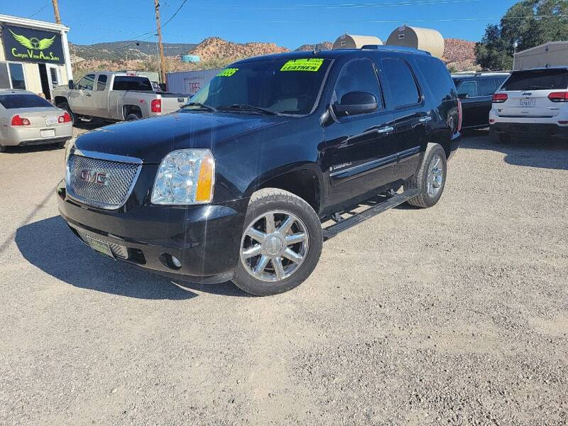 2007 GMC Yukon for sale at Canyon View Auto Sales in Cedar City UT