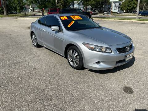2009 Honda Accord for sale at RPM Motor Company in Waterloo IA