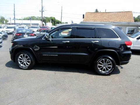 2014 Jeep Grand Cherokee for sale at American Auto Group Now in Maple Shade NJ