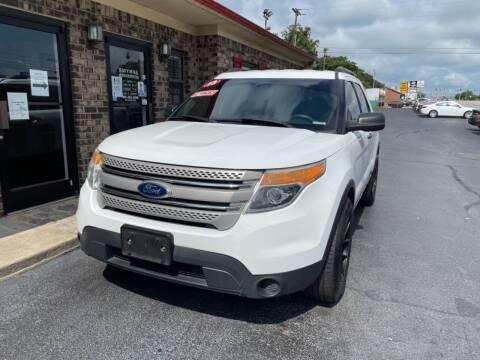 2013 Ford Explorer for sale at Smyrna Auto Sales in Smyrna TN
