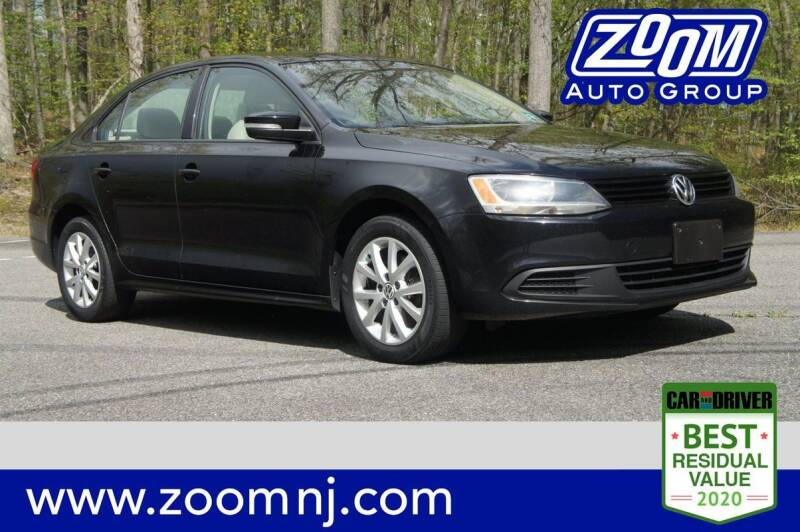 2011 Volkswagen Jetta for sale at Zoom Auto Group in Parsippany NJ