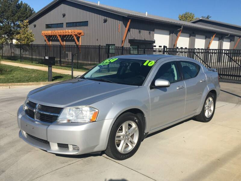 2010 Dodge Avenger for sale at Best Buy Auto in Boise ID