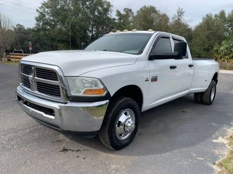 2010 Dodge Ram Pickup 3500 for sale at Gator Truck Center of Ocala in Ocala FL