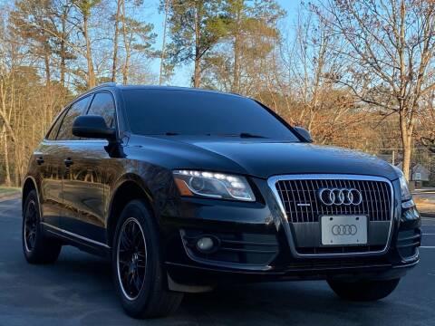 2012 Audi Q5 for sale at Top Notch Luxury Motors in Decatur GA
