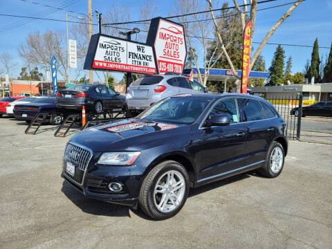 2015 Audi Q5 for sale at Imports Auto Sales & Service in San Leandro CA