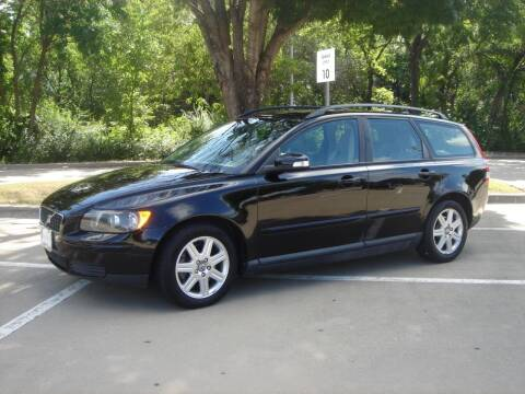 2007 Volvo V50 for sale at ACH AutoHaus in Dallas TX