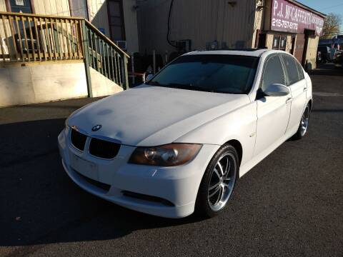 2006 BMW 3 Series for sale at P J McCafferty Inc in Langhorne PA