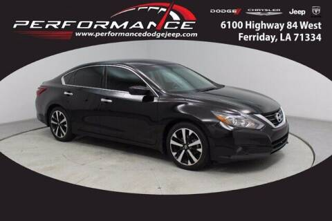 2018 Nissan Altima for sale at Auto Group South - Performance Dodge Chrysler Jeep in Ferriday LA