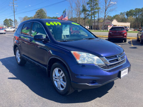 2010 Honda CR-V for sale at EXPRESS AUTO SALES in Midlothian VA