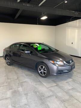 2015 Honda Civic for sale at Dream Auto Sales in South Milwaukee WI