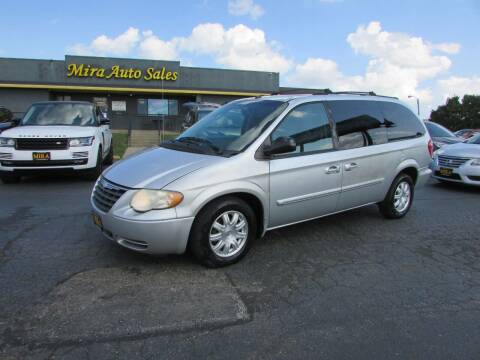 2006 Chrysler Town and Country for sale at MIRA AUTO SALES in Cincinnati OH
