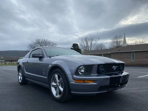 2006 Ford Mustang for sale at Tennessee Valley Wholesale Autos LLC in Huntsville AL